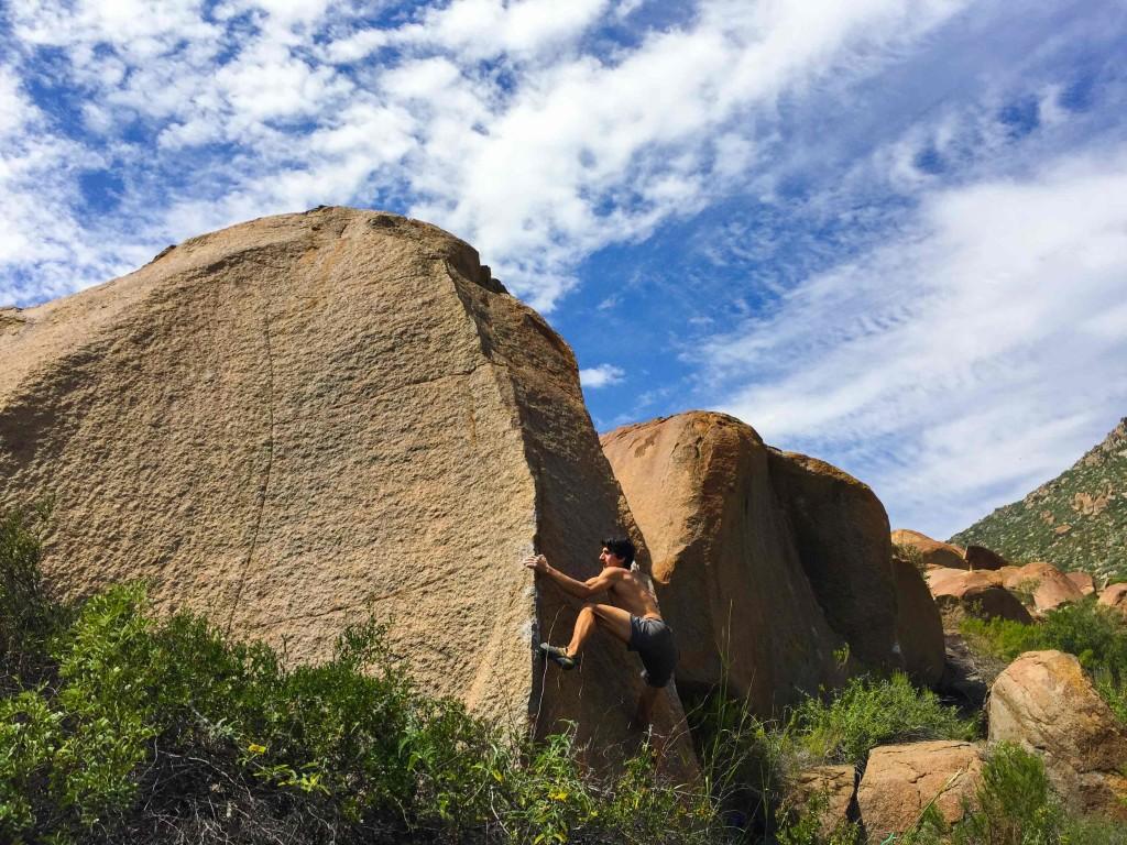 Punitaqui escalada norte chile